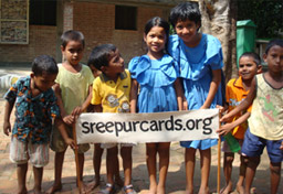 Sreepur Cards - how you help